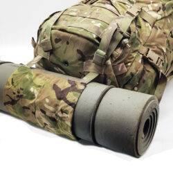 Комплектующие рюкзаков Фиксация каремата Virtus