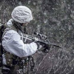 Маскировочный костюм зимний (куртка)